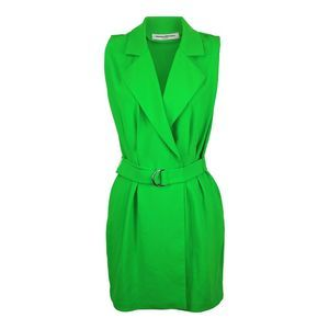 Amanda Uprichard Wintour Wrap Dress sz S NWOT $202